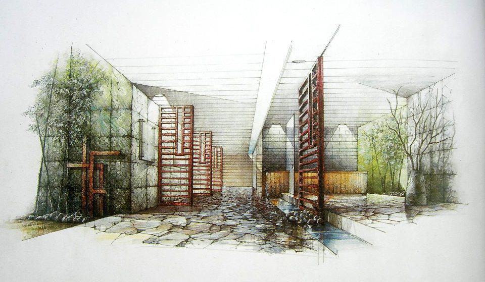 南京软件培训|园林景观设计培训考研快题培训室内设计